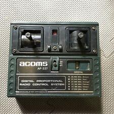 ACOMS TECHNIPLUS AP-227 MK1 27 Mhz AM Transmitter for SPARES REPAIR FAULTY