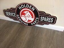 Genuine Holden Parts metal tin sign bar garage - Free Postage Buy me