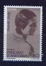 ANDORRA SPANISH 1996 MNH SC.239 Europa CEPT,Isabelle Sandy,writer