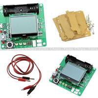 Transistor Inductor-Capacitor ESR Meter MG328 Digital LCD Tester + Case C