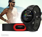 Garmin Forerunner 735XT GPS Sports Swimming Fitness Watch Black + HRM Run Bundle