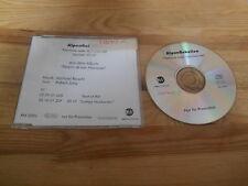 CD Schlager Alpenrebellen - Hamma oder hamma net (1 Song) Promo EASTWEST sc