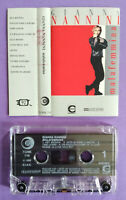 MC Musicassetta GIANNA NANNINI Malafemmina Italy Pop Rock Ricordi 1988 no cd lp