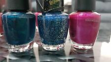 OPI trio bundle 15mL - Yodel Me on My Cell / Get Your Number / Flashbulb Fuchsia
