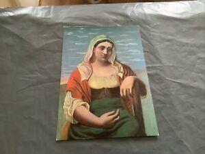 Art Pablo Picasso Postcard