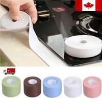 Adhesive Sealant Tape Bathroom Sink Edge Seal Strip Wall Corner Sealing Tape
