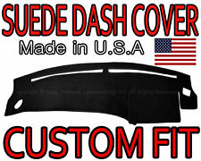 fits 1994-1996 TOYOTA CAMRY SUEDE DASH COVER MAT DASHBOARD PAD / BLACK