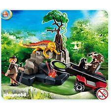 Playmobil Treasure Hunter with Metal Detector 4847