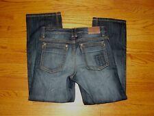 "Yuoth/Boys""TOMMY  HILFIGER""!00%Cotton LOGO Denim Jeans Size 16~SUPER NICE~"