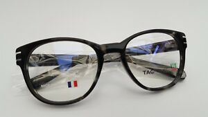 TAG HEUER FRAMES GLASSES IN BLACK MODEL 0532 002 BRAND NEW & UNDER £90 ! t17