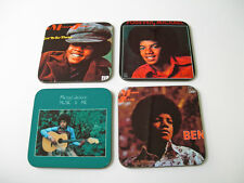 Michael Jackson Cover Album Lot de Dessous de Verres #2