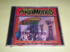Alegres De La Sierra Musica Del Pueblo CD New