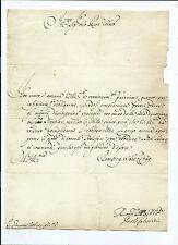 Lettera Autografo Letterato Architetto Falconieri Paolo a Ugolini Firenze 1699