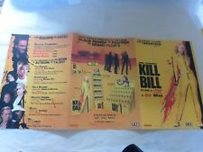 TARANTINO - THURMAN - LIU - Plan média / Press kit !!! KILL BILL !!!