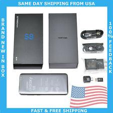 New Samsung Galaxy S8 SM-G950U - 64GB - Midnight Black (Unlocked) Clearance Deal