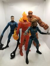 Marvel Legends Walgreens Exclusive Fantastic Four Figure Lot