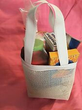 "Doll Accessories -Grocery Bag of Food # 3 fits American Girl Or 18"" Doll"