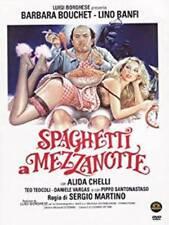 Dvd Spaghetti A Mezzanotte  (1981) - Lino Banfi Barbara Bouchet ......NUOVO