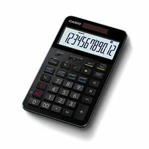 CASIO Calculator Premium S100 Black from japan
