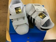 Adidas Superstar Crib Infant Shoes Size 4K Item #S79916 New In Box