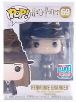 New Funko Pop Harry Potter Hermione Granger #69 Nycc Shared Exclusive In Hand