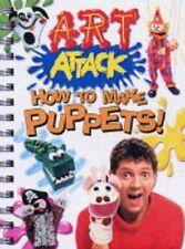 """Art Attack"": How to Make Puppets,Karen Brown"