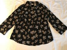 Womens Covington Blouse Size Large 14-16