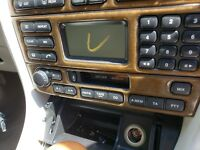 2001 2002 2003 2004 2005 2006  2007 2008 JAGUAR X-TYPE CASSETTE PLAYER