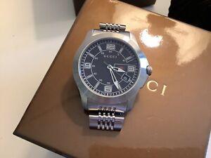 Gents YA126201 Gucci Watch