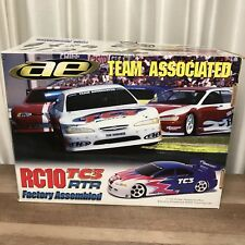 Team Associated RTR RC10 TC3 Electric 4WD Touring Car + Extras