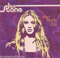 JOSS STONE - Mind, Body & Soul (UK 14 Track CD Album)