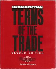 Terms of the Trade : A Reference for the Forest Products Industry (1984,...