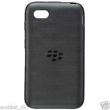 Autentico ufficiale BlackBerry Soft Shell Case Cover per BlackBerry Q5-Nero Nuovo