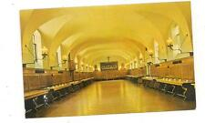 The Friary Dining Room Duns Scotus College Southfield MI Oakland Postcard 042913