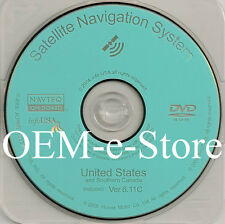 2006 2007 Honda Civic EX SI GX Hybrid Coupe Sedan GPS Navigation DVD Map Disc