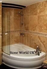 Sample of Premium Quality Filled Walnut Travertine Wall & Floor Tiles