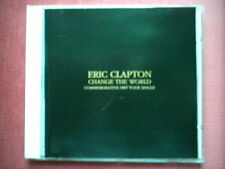 "ERIC CLAPTON - 3 TRACKS CD ""CHANGE THE WORLD"" JAPAN - NO OBI"