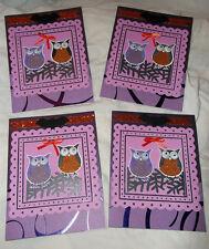 "HALLOWEEN Owl ""H owl oween"" Halloween Hand MadeGreeting Cards"