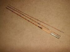 Vintage 3pc Bamboo Fly 9' Rod for Part/Restoration/Repair