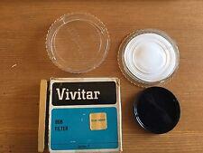 55mm Screw-In Filter VIVITAR WRATTEN 80B BLUE COLOR CONVERSION