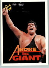 1990 Classic WWF WWE #10 Andre the Giant