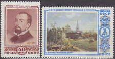 1952 RUSSIA - USSR POLENOV - Z 1619-1620 - Mi. 1649-1650 - **MNH**