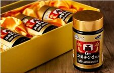 Korean Red Ginseng Extract Gold 6Years Saponin Panax 240g 8.5oz 1EA Bottle