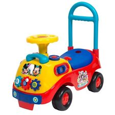 New Disney Mickey Mouse N Friends Activity Ride On Car Bike