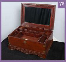 Mahogany Antique Wooden Boxes | eBay