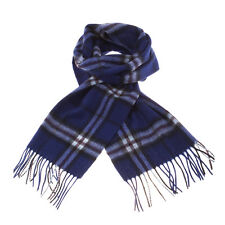 Lyle & Scott 100% Lambswool Scarf - Great Scottish Gift - Thomson Navy