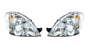 *NEW* HEADLIGHT HEAD LIGHT LAMP for IVECO DAILY 6/2006 - 2011 PAIR: LEFT + RIGHT