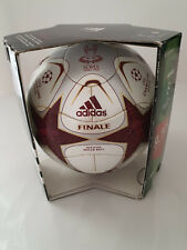 ADIDAS OFFICIAL MATCH BALL UEFA CHAMPIONS LEAGUE FINALE 2009 ROMA ROME FOOTGOLF