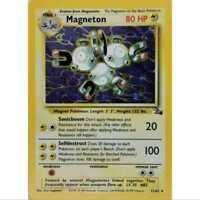 Magneton 11/62 - Holo Rare Pokemon - Fossil - Englisch - NM