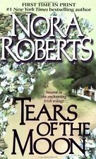 Gallaghers of Ardmore Trilogy: Tears of the Moon 2 by Nora Roberts (2000, Paper…